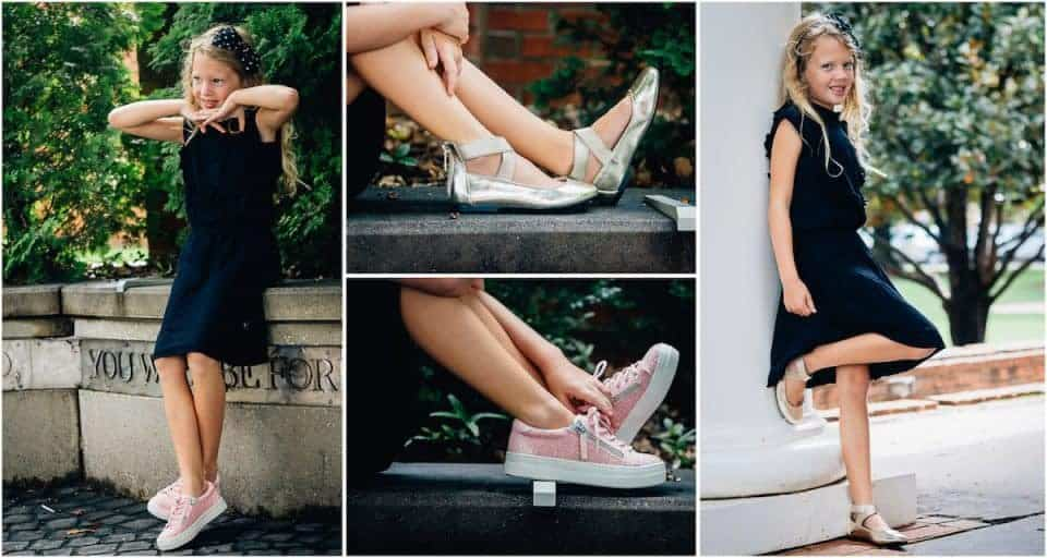 Nina Shoes Collage
