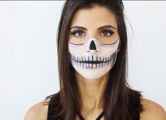 Not Your Mother's Halloween Makeup