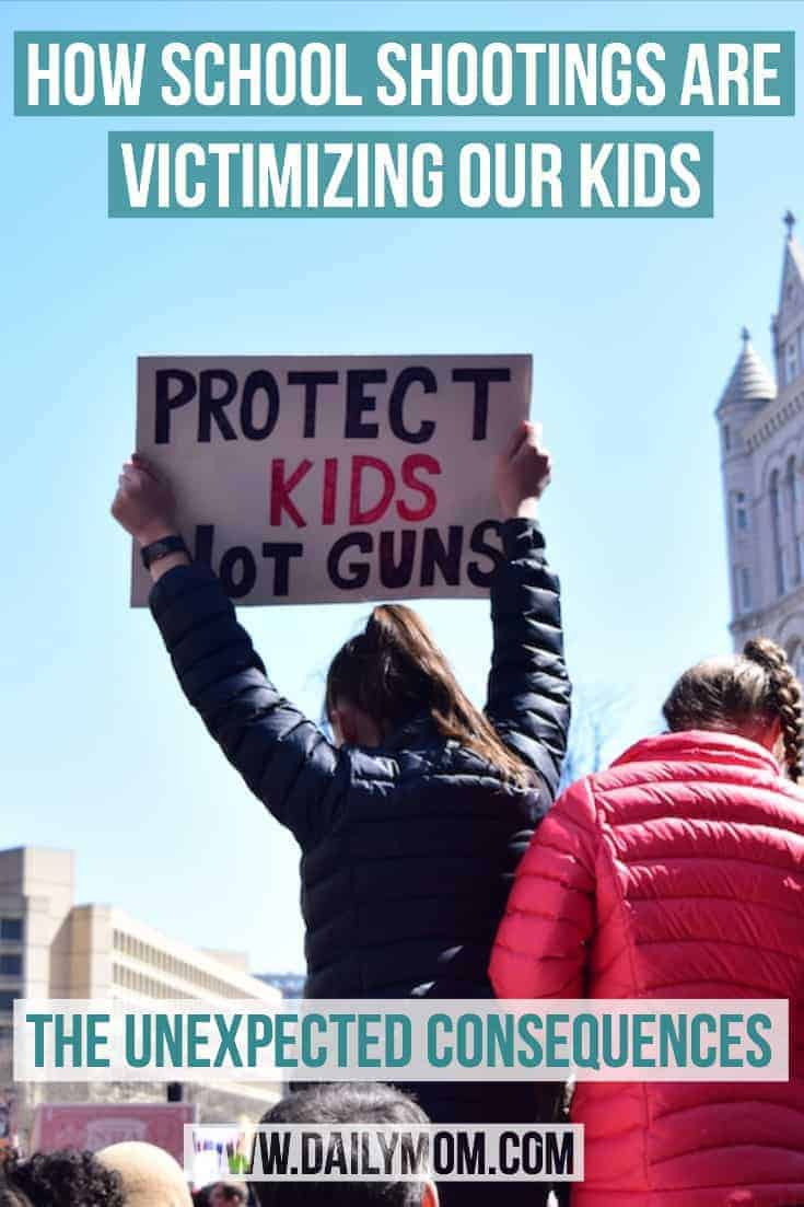 How School Shootings are Victimizing Our Kids in More Ways Than One