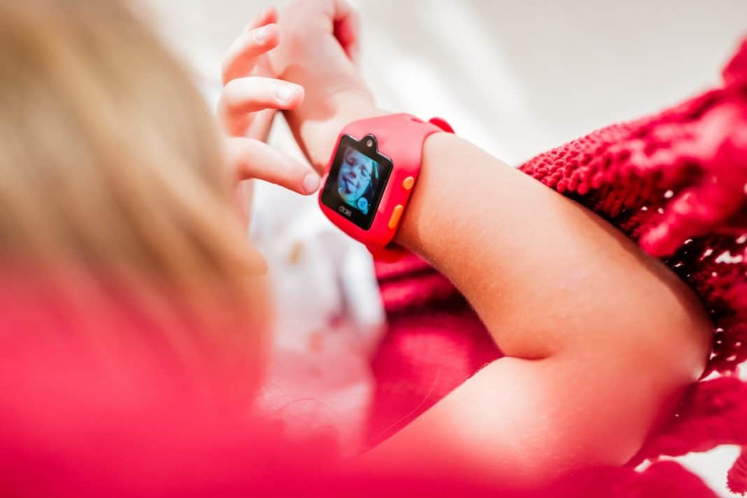 Dokiwatch S, Smartwatch For Kids