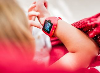 Dokiwatch S, Smartwatch For Kids