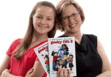 Giveaway: Geeky F@b 5 Book
