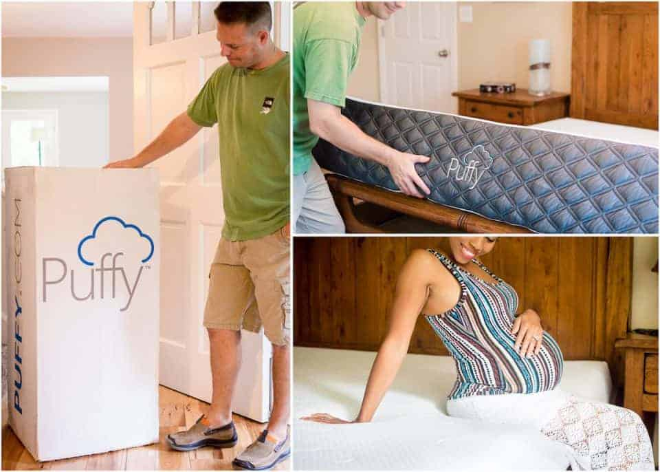 Best Mattress for Pregnancy Collage 2