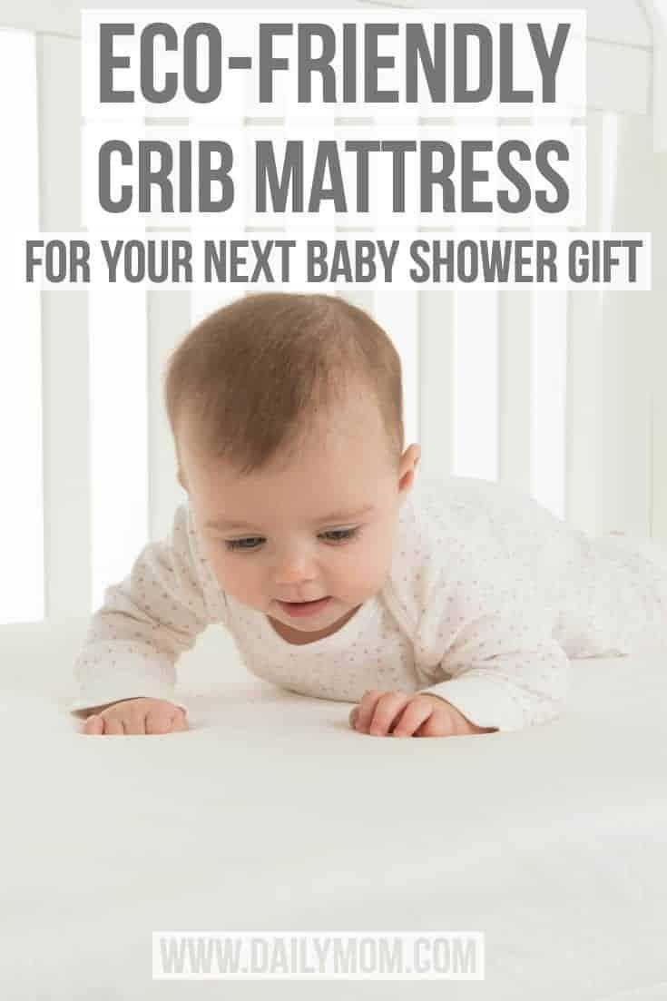 Eco-Friendly Crib Mattress