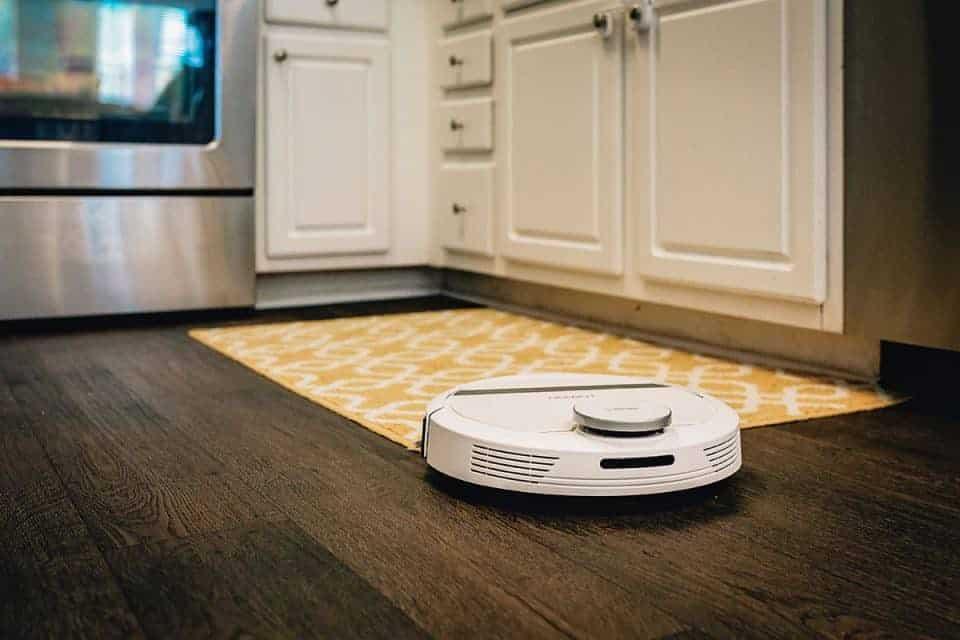 Deebot 900 kitchen RS