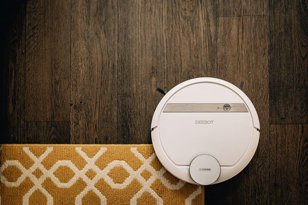 8 Ways To Keep A Clean House Including A Robot Vacuum
