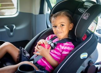 Extend Your Child's Safety With A Rear Facing Car Seat