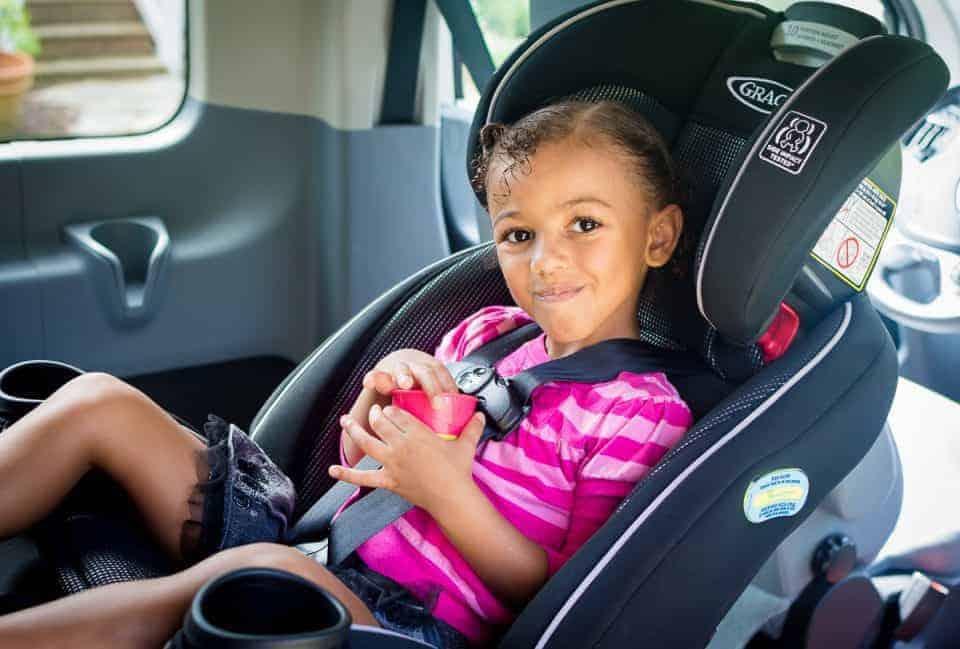 Graco Rear-facing car seat 12