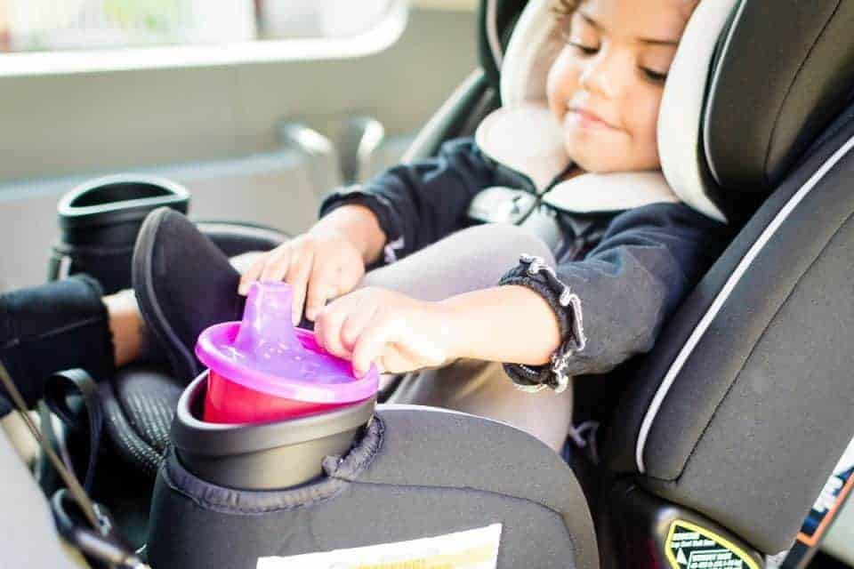 Graco Rear-facing car seat 8