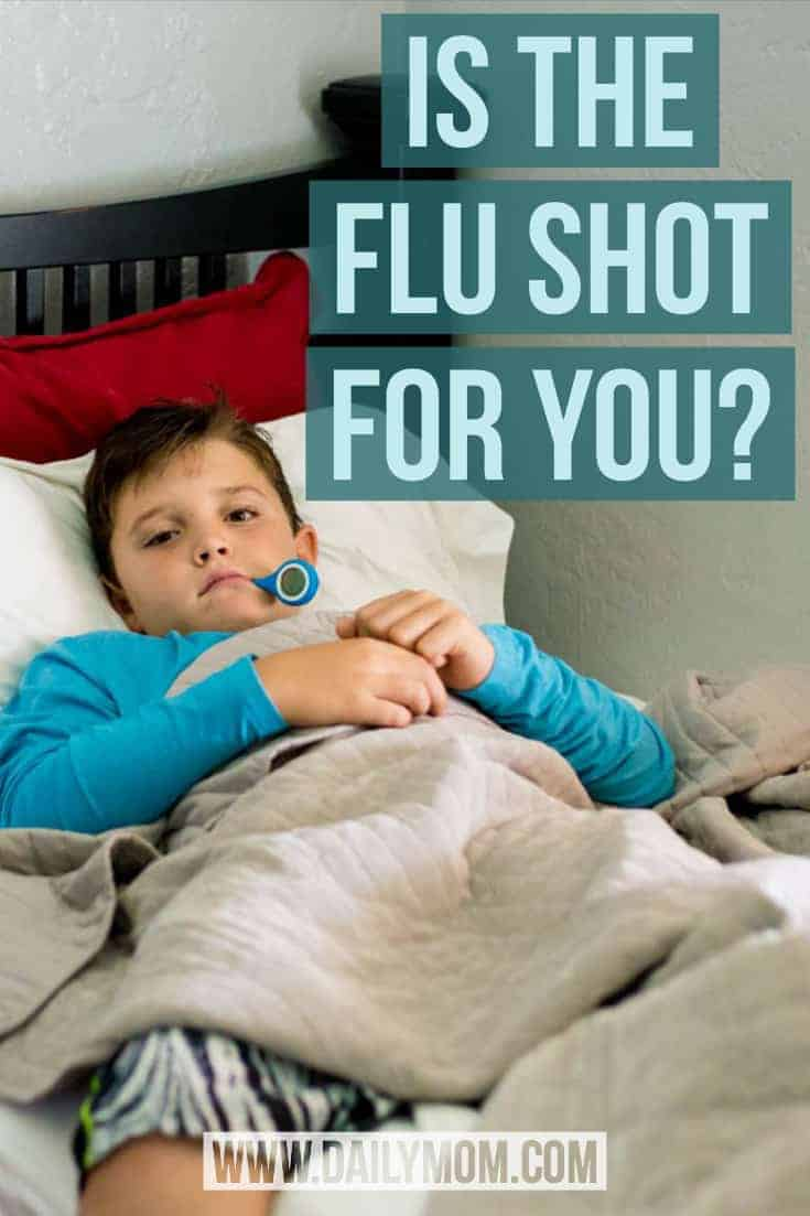 is the flu shot for you
