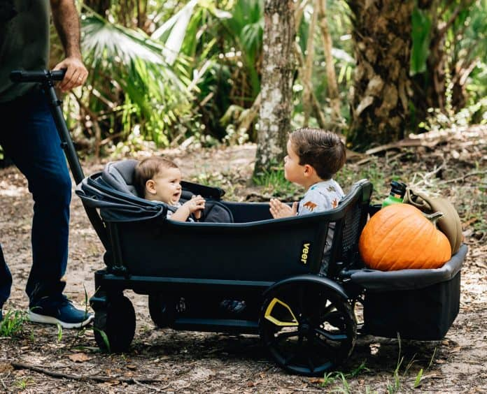 Go Exploring Outdoors This Fall With Veer