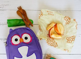 Eco-friendly Essentials To Pack A Plastic-free School Lunch