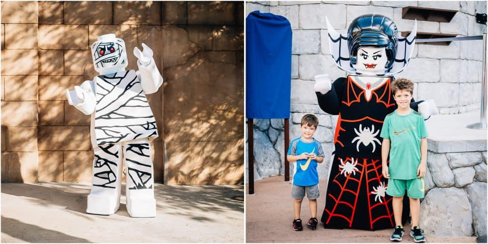 DAILY MOM PARENT PORTAL LEGOLAND HALLOWEEN BRICK OR TREAT 2