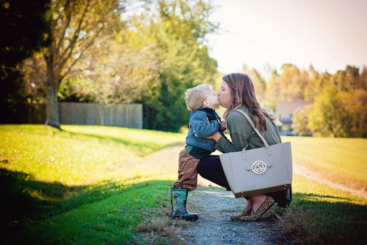 Daily Mom parents portal z supply weekender