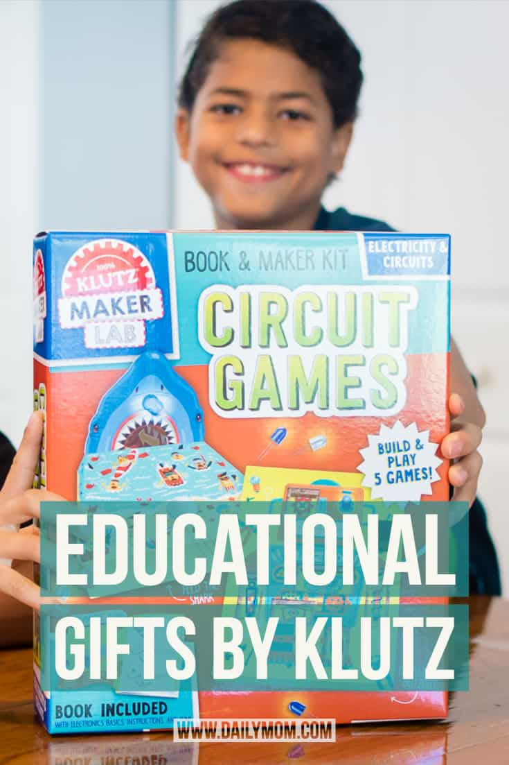 dailymom parent portal educational gifts - klutz