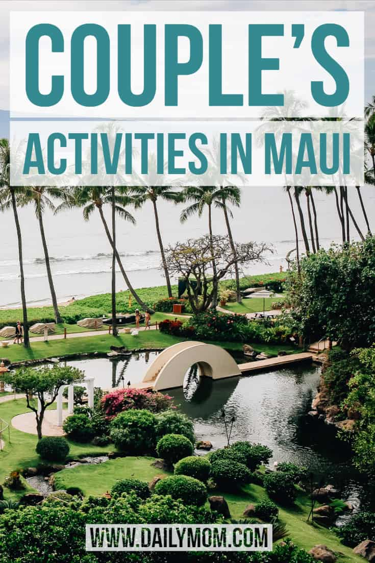 Couple's Activities in Maui