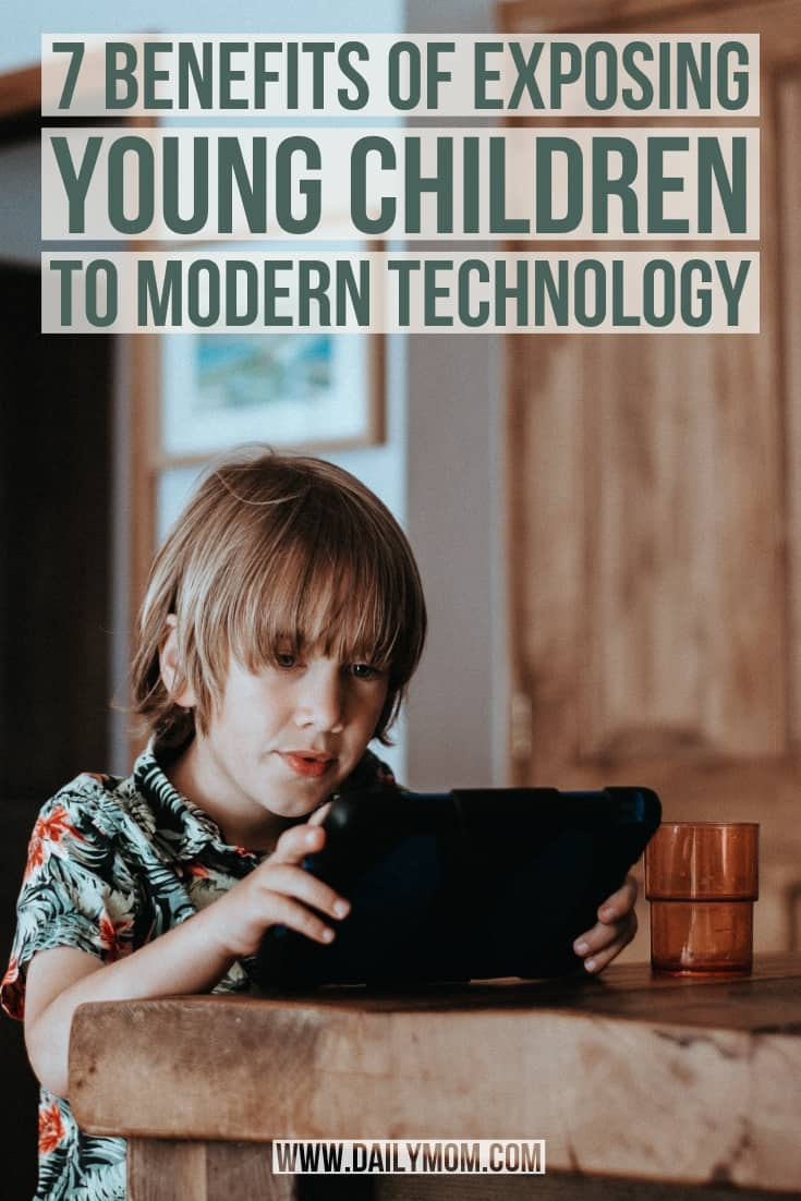 daily mom parent portal 7 benefits of exposing young children to modern technology 5