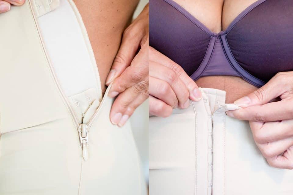 dailymom parent portal postpartum clothes bellfit closure collage