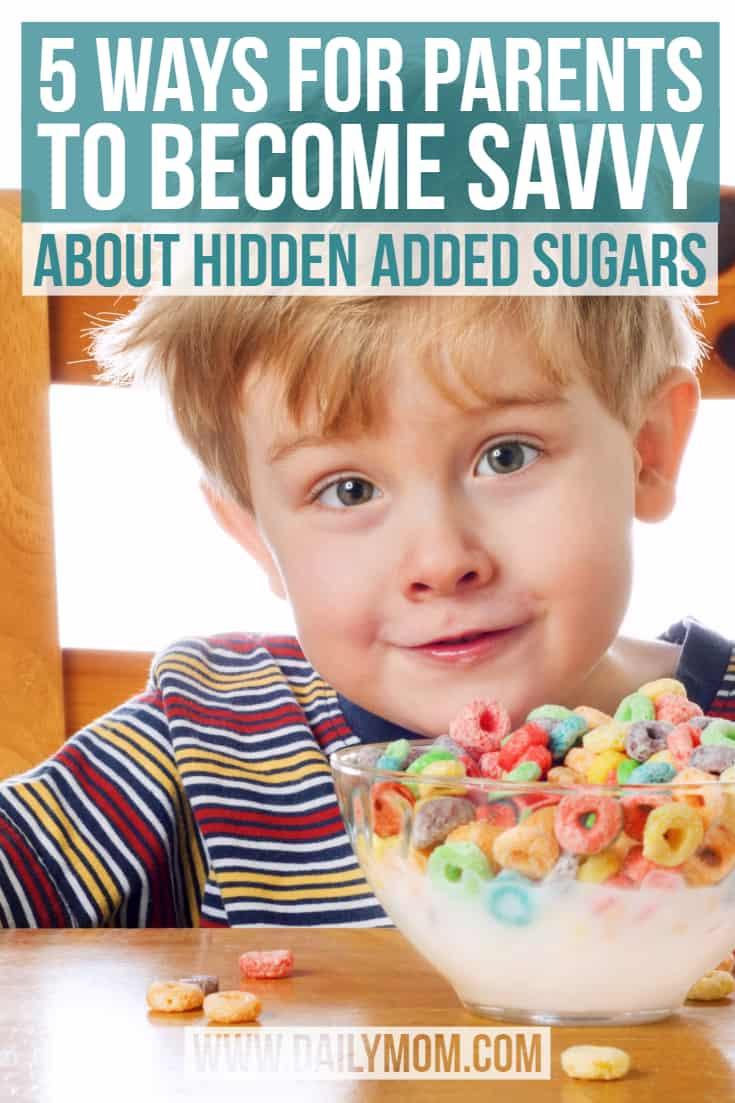 hidden added sugar
