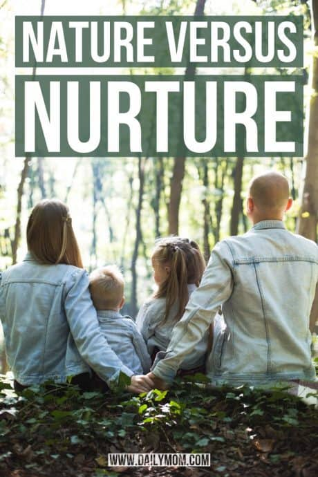daily mom parents portal nature versus nurture
