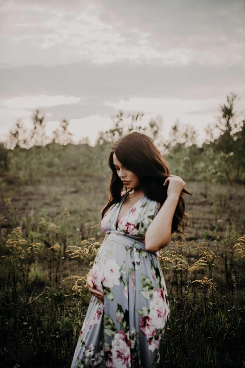 Rustic Maternity Photos