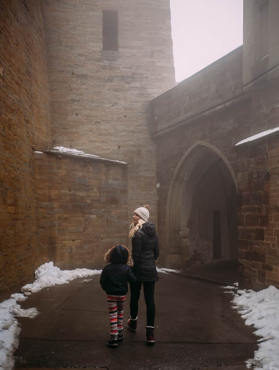 Daily Mom HohenZollern Castle 3157