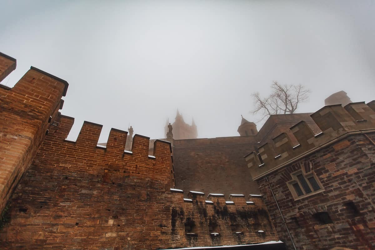 Daily Mom HohenZollern Castle 3166