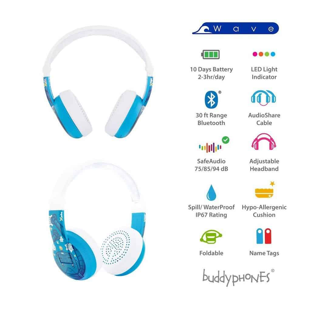 Daily Mom Holiday Guide BuddyPhone wave Stocking stuffers for kids