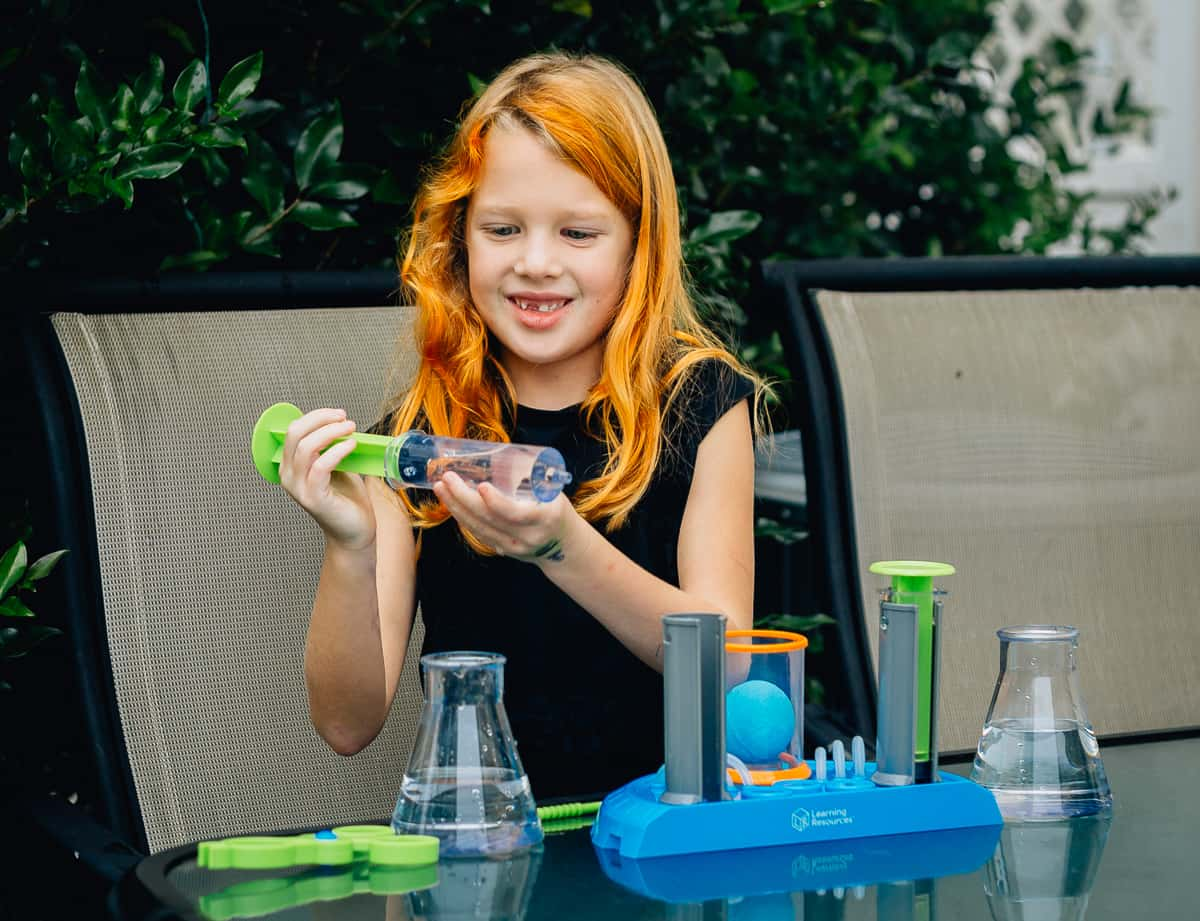 Beaker creatures liquid reactors super lab Daily Mom parents portal educational gifts for kids