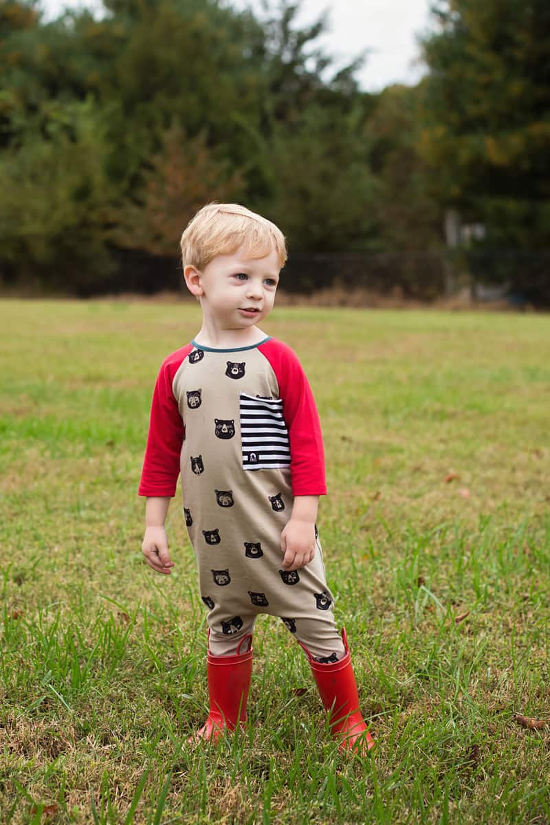 Daily Mom parents portal fall clothing 2018 Rags to Raches Fall Bears 2