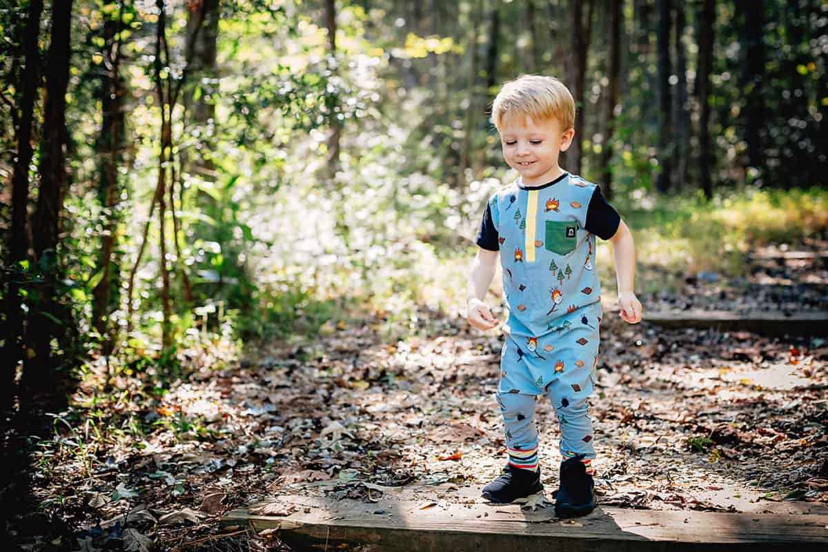 Daily Mom parents portal fall clothing 2018 Rags to Raches Fall Campfire 1