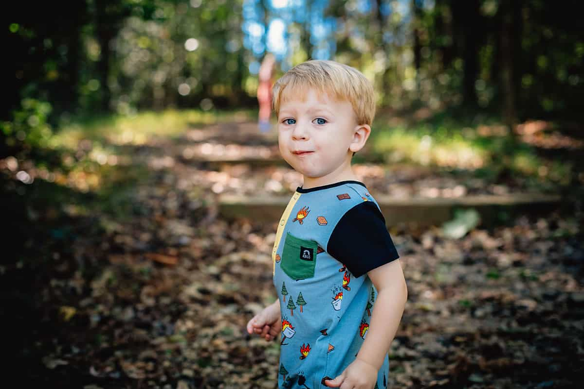 Daily Mom parents portal fall clothing 2018 Rags to Raches Fall Campfire 3