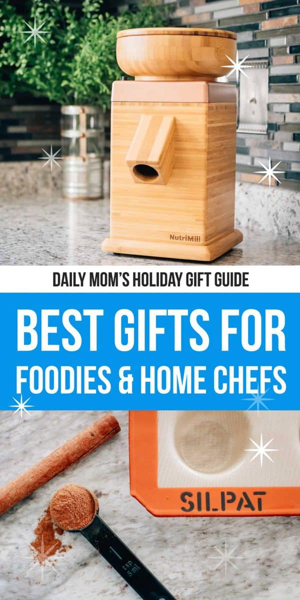 Foodie and Home Chef