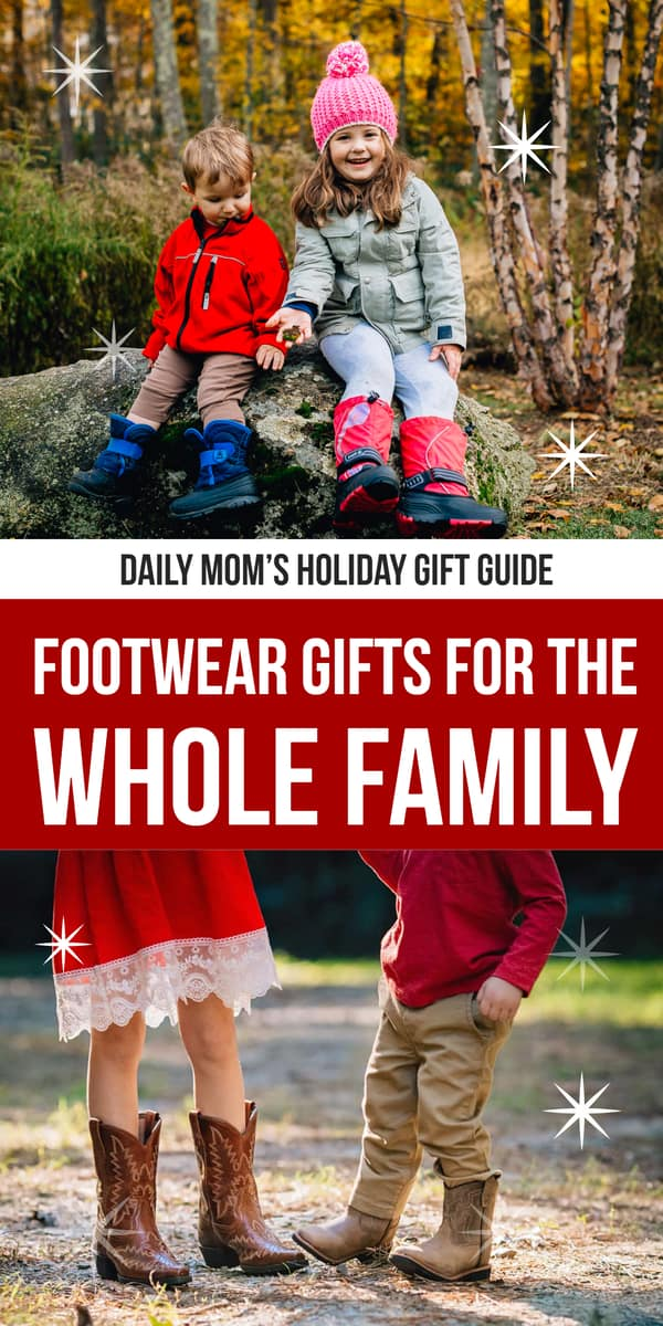 Footwear Gifts for the Whole Family