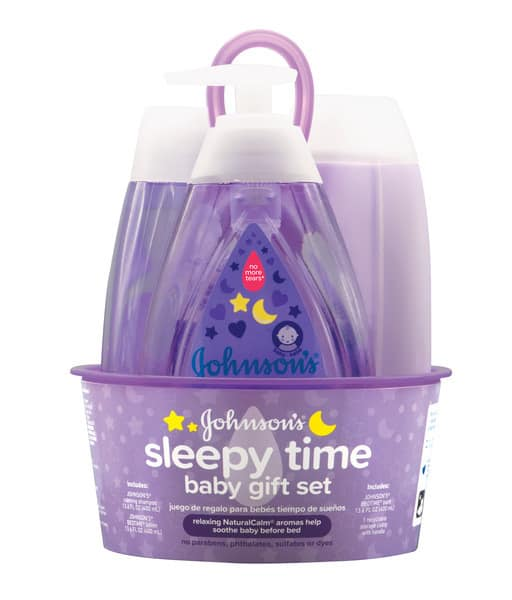 Johnsons Sleepy Time Gift Set