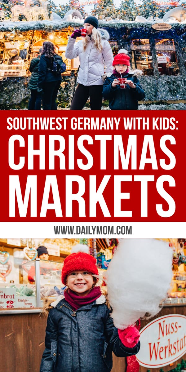 Southwest Germany with Kids 5 Day Christmas Markets Itinerary