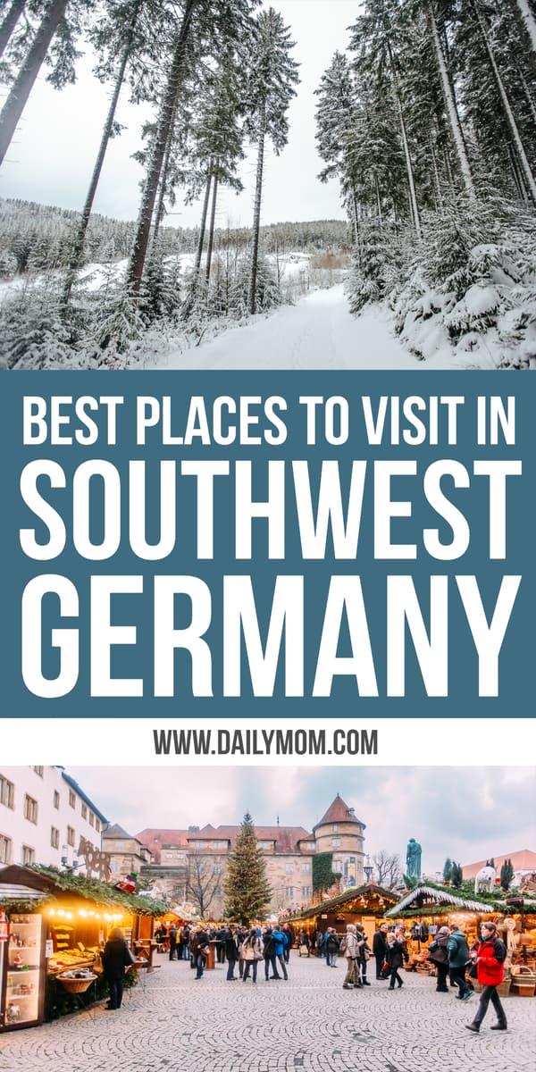 Southwest germany