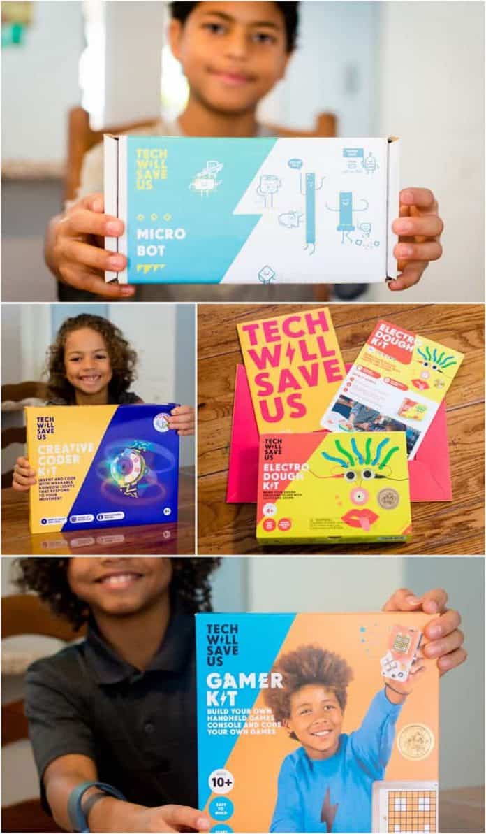 Educational Gifts For Kids: Holiday 2018