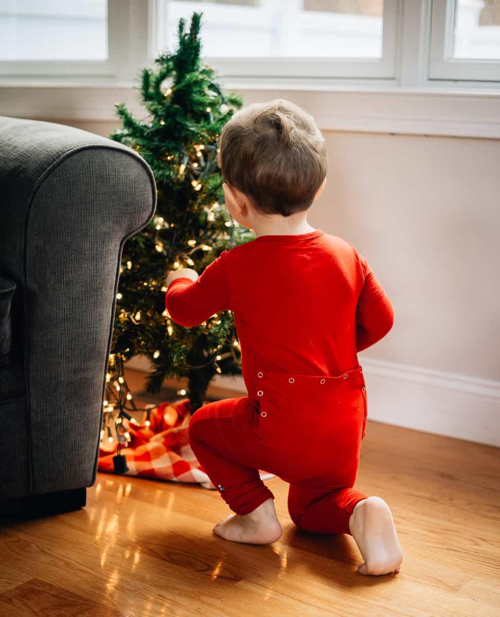 kickeepants Daily Mom parents portal  christmas outfits for kids