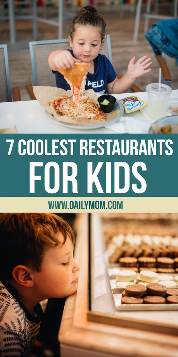 kid friendly restaurants 1