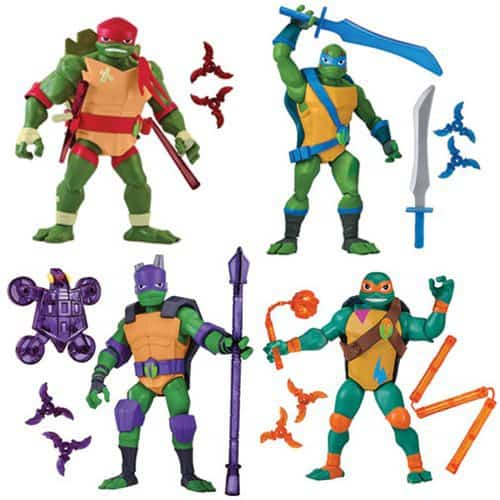 rise of the teenage mutant ninja turtles playmates daily mom parent portal unique gifts for kids