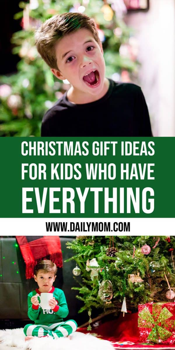 Christmas Gift Ideas For Kids Who Have Everything Read Now