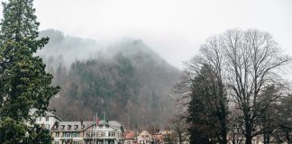 Grand Resort Bad Ragaz In Switzerland