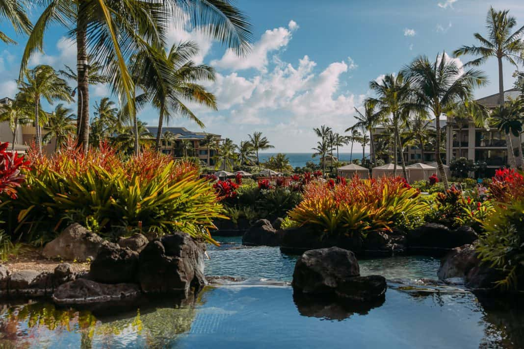 A Little Piece Of Kauai At Koloa Landing Resort