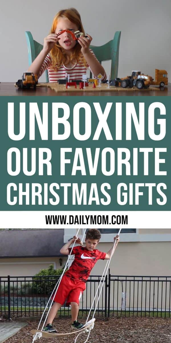 Unboxing our Favorite Holiday Gifts 1