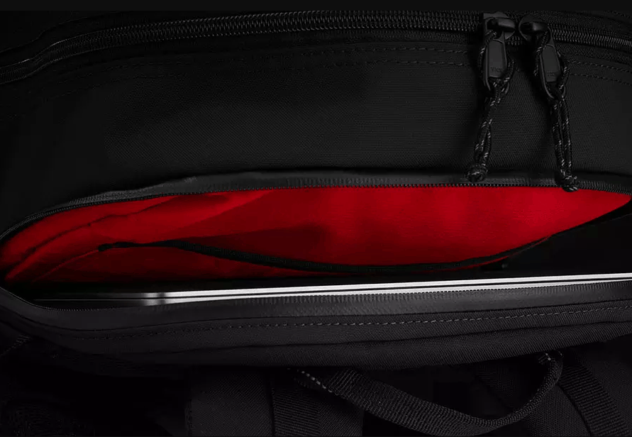 alpha convoy bag laptop pocket