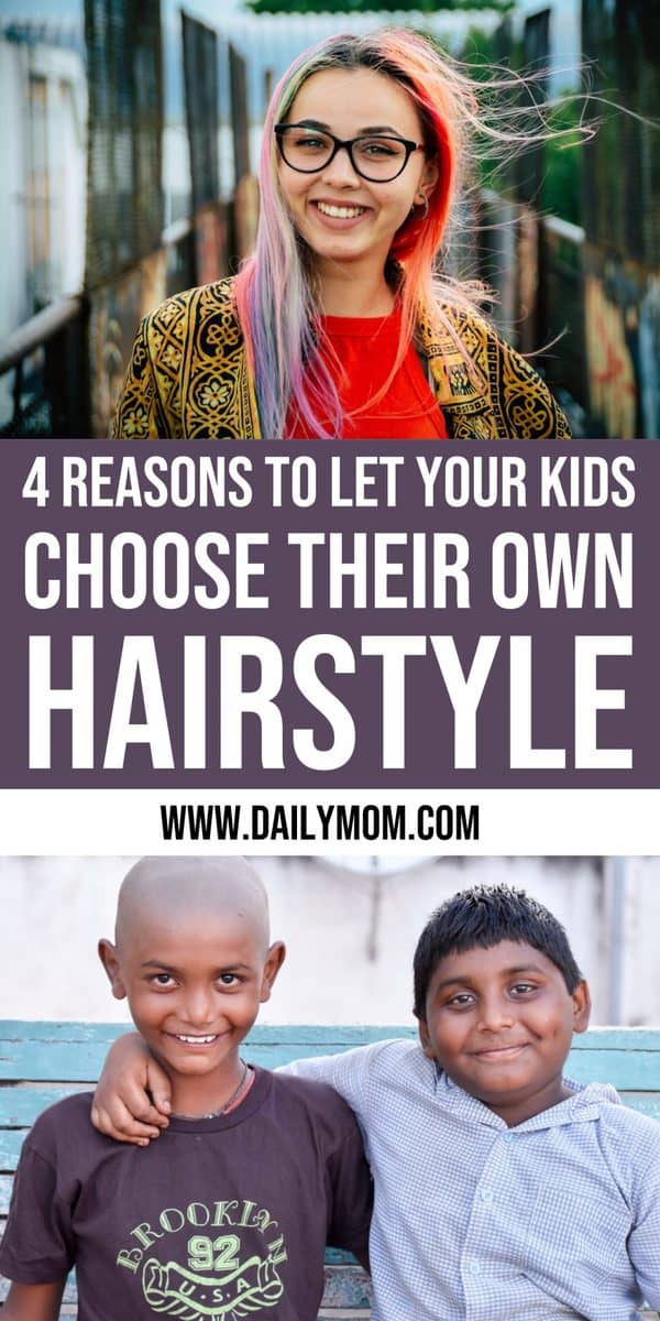 choose their own hairstyles 1