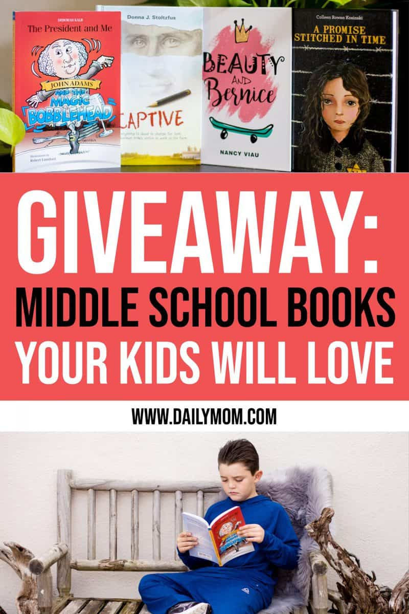daily mom parents portal books giveaway 2