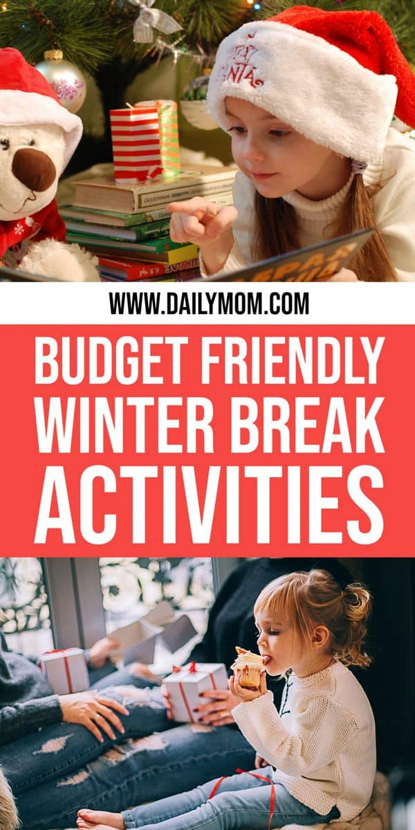 Budget-friendly ways to entertain kids over the holiday break