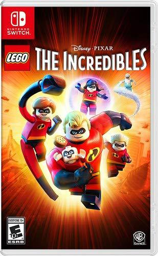 Disney Pixar The Incredibles Lego Nintendo Switch daily mom parent portal unique gifts for kids